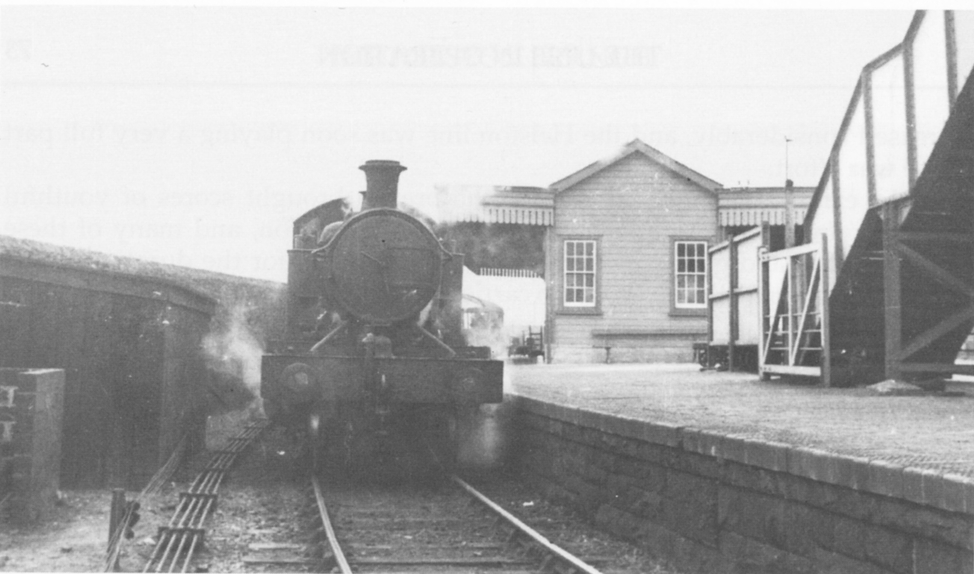 gwinear road branch platform 1936