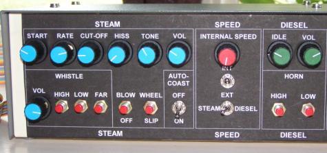 Sound Simulators – Rosewarne Junction